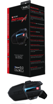 Vergleichstabelle Box Headset Motion Infinity
