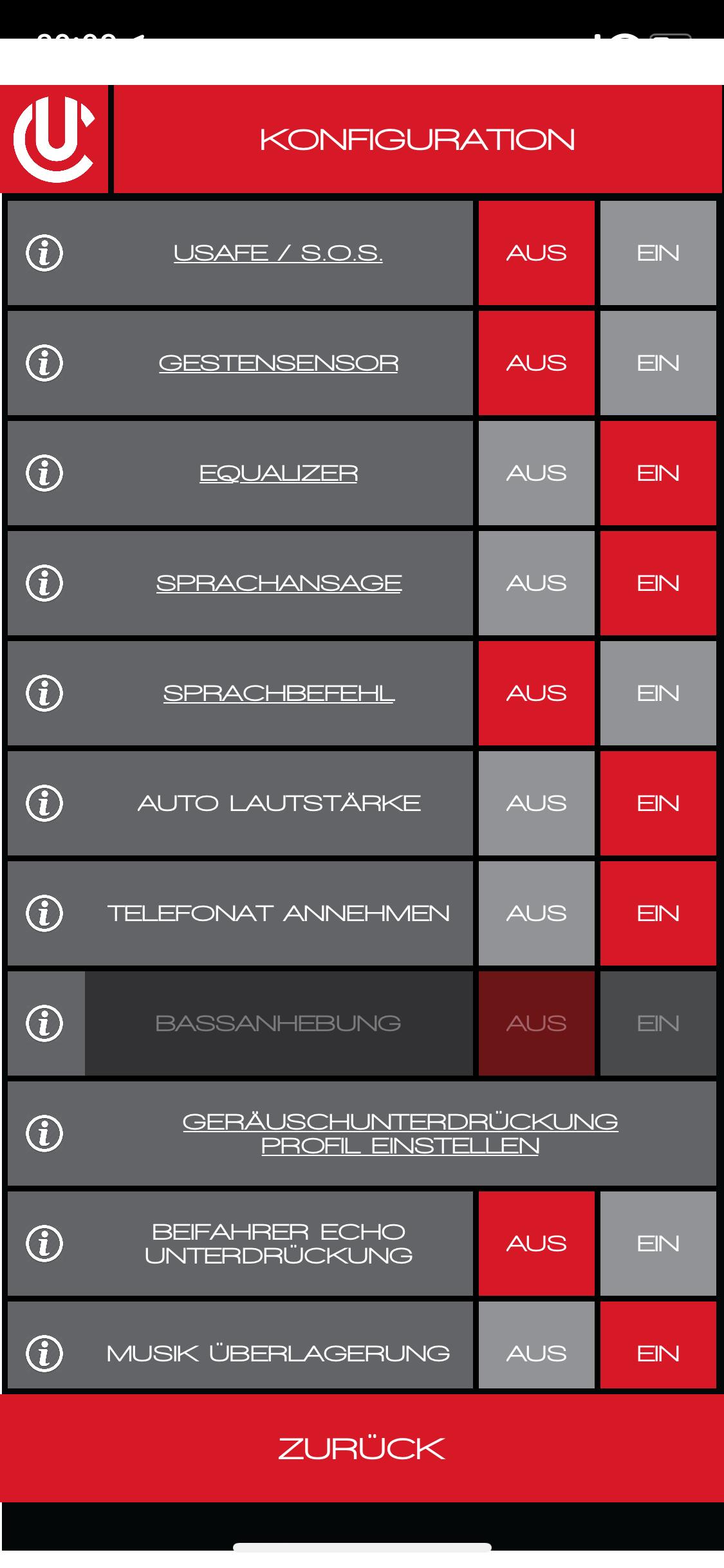 CLEARLink-Konfiguration-Deutsch
