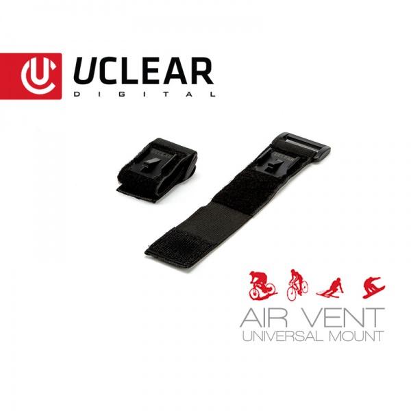 AIR VENT UNIVERSAL MOUNT Headset Halterung für Lüftungsöffnungen von Fahrradhelmen