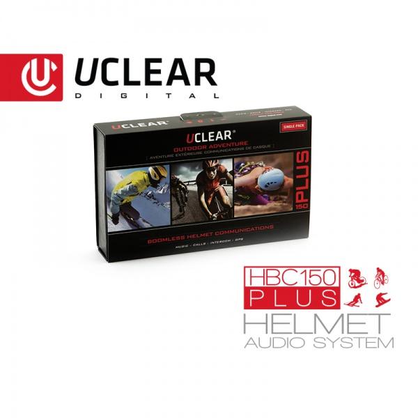 HBC150 Plus Bluetooth Helm Audiosystem - Einzel-Set